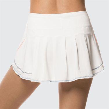 Lucky in Love Celestial Geo Renew Pulse Skirt - White
