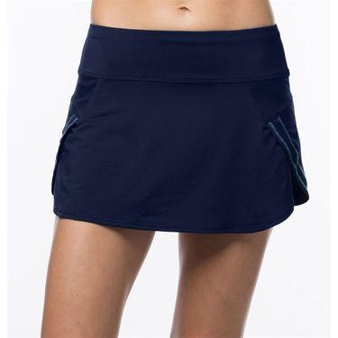 Lucky in Love Lite Speed Renew Pulse Skirt Womens Midnight CB306 401