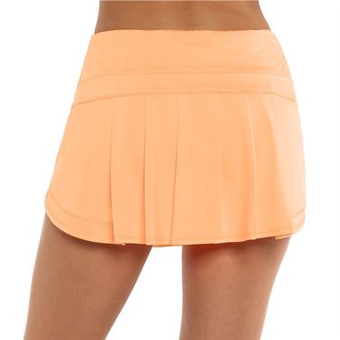 Lucky in Love Eyelet Go Renew Pulse Skirt Womens Orange Frost CB306 824