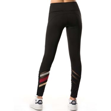 Lucky in Love Go For the Metal Olympian Legging - Black