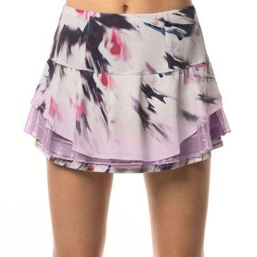 Lucky in Love Lush Daze Flip Skirt - Lavender