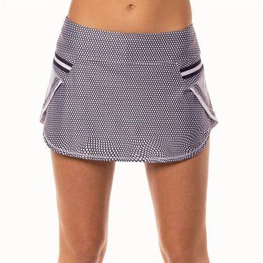 Lucky in Love Bossa Nova Skirt Womens Midnight CB406 A49401