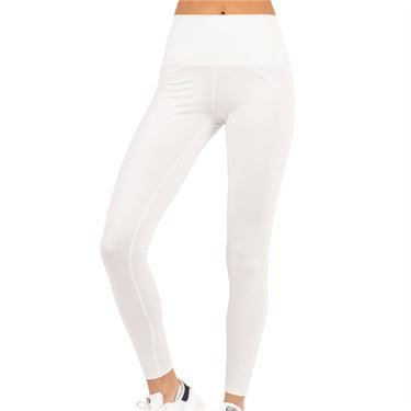 Lucky in Love Meshing Around Hi Legging Womens White CB417 110