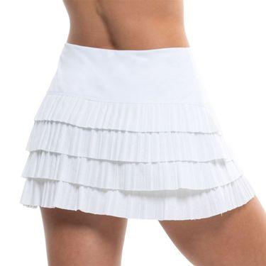 Lucky In Love Core Mon Amie Skirt Womens White CB422 110
