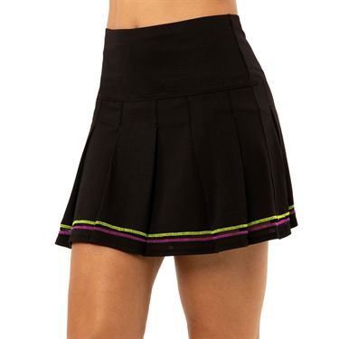 Lucky in Love Rockin' Rococo Long Micro Tuck Skirt