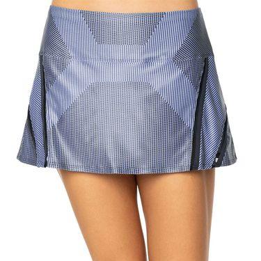 Lucky in Love On The Prowl Feline Good Skirt Womens Charcoal CB452 C40040