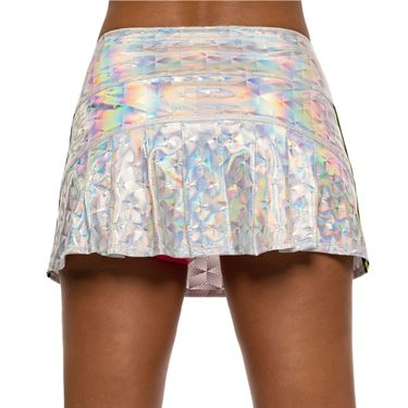 Lucky in Love Anniversary Superstar Skirt Womens Iridescent/Pink CB464 980
