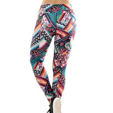 Lucky in Love Hi Mirage Legging Womens Black CB470 D37001