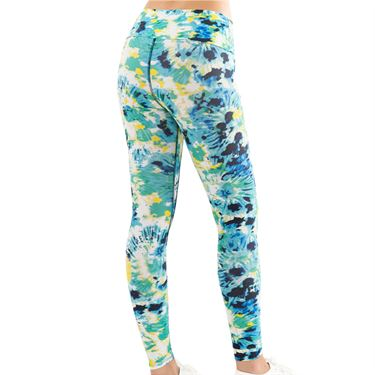 Lucky in Love Peace Out Hi Rise Legging Womens Opal CB470 D51470