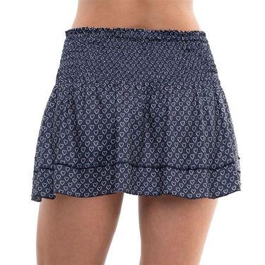 Lucky in Love Full Love Smock Skirt Womens Black/White CB508 E70955
