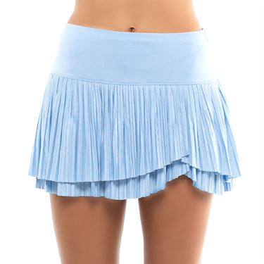 Lucky in Love Going Wild Long Effortless Skirt Womens Cloud CB509 418