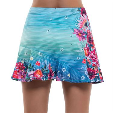 Lucky in Love K Swiss Collaboration Force Of Nature Skirt Womens Multi CB512 F64955