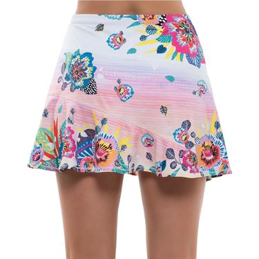 Lucky in Love K Swiss Collaboration Tropic Fusion Skirt Womens Multi CB512 F65955