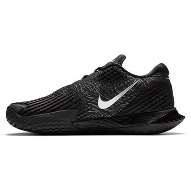 Nike Court Air Zoom Vapor Cage 4 Mens Tennis Shoe Black/Metallic Silver/University Red CD0424 005û