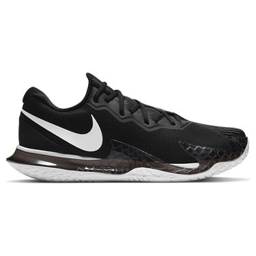 Nike Court Air Zoom Vapor Cage 4 Mens Tennis Shoe Black/White CD0424 010
