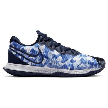 Nike Air Zoom Vapor Cage 4HC Mens Tennis Shoe Royal Pulse/Obsidian/White/Indigo Storm CD0424 406