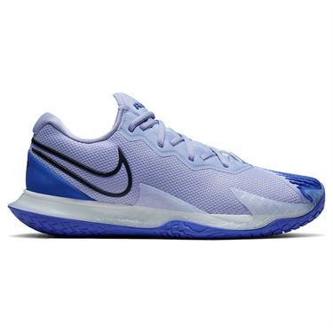 Nike Air Zoom Vapor Cage 4HC Mens Tennis Shoe Purple Pulse/Black/Persian Violet/White CD0424 500