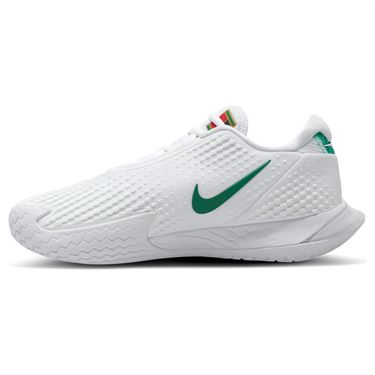 Nike Court Air Zoom Vapor Cage 4 Womens Tennis Shoe White/Black/Pink Foam/Pure Platinum CD0431 100