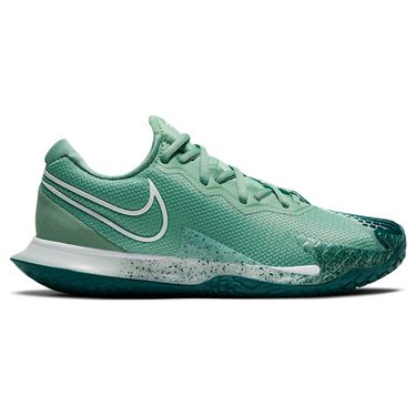 Nike Air Zoom Vapor Cage 4 HC Womens Tennis Shoe Healing Jade/White/Dark Atomic Teal CD0431 300