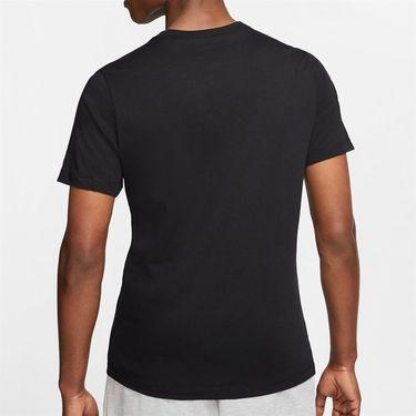 Nike Court City Tee Shirt Mens Black CD2136 010