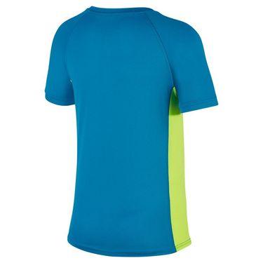 Nike Boys Court Dri Fit Crew Shirt