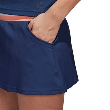 adidas Club Skirt - Noble Indigo