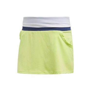 adidas Club Skirt - Semi Frozen Yellow