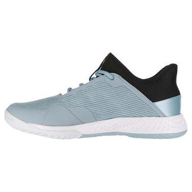 uk availability df164 85d64 ... adidas Adizero Club Mens Tennis Shoe - Core BlackAsh Grey