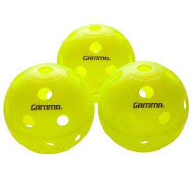 Gamma Photon Indoor Pickleball (3 pack)