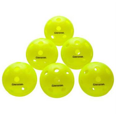 Gamma Photon Indoor Pickleball (6 pack)