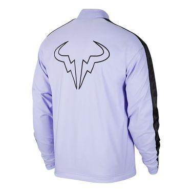 Nike Rafa Full Zip Jacket Mens Purple Pulse/Black CI9135 531