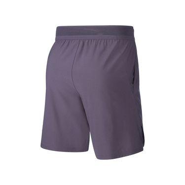 Nike Court Flex Ace 9 inch Short Mens Gridiron/White CI9162 015