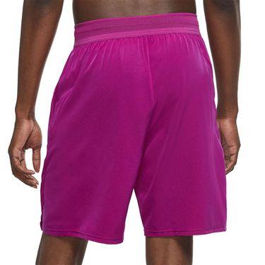 Nike Court Flex Ace 9 inch Short Mens Cactus Flower/White CI9162 564