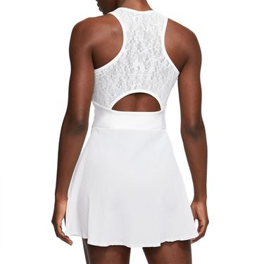 Nike Maria Dress Womens White/Black CI9212 100