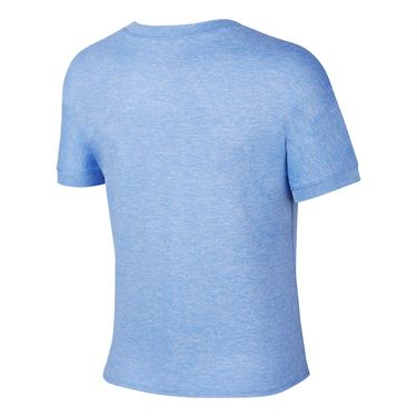 Nike Court Dri Fit Top Womens Royal Pulse/White CI9316 478