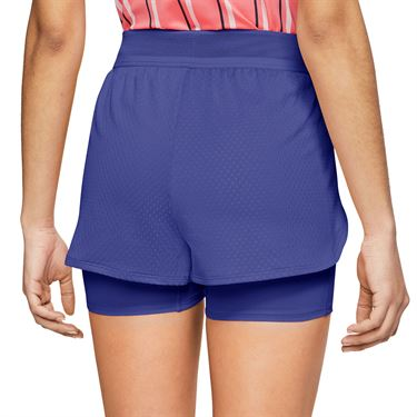 Nike Court Flex Short Womens Rush Violet/White CI9378 554
