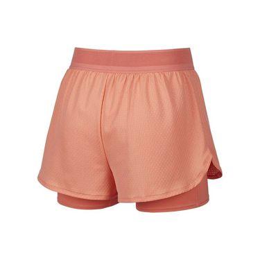 Nike Court Flex Short Womens Sunblush/White CI9378 655