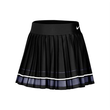 Nike Maria Skirt Womens Black/Light Carbon/White CI9386 010