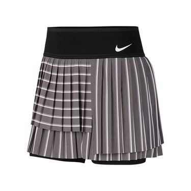 Nike Court Slam Skirt Womens Black/Light Carbon/White CI9401 015