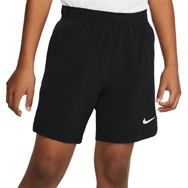 Nike Boys Court Flex Ace Short Black/White CI9409 010