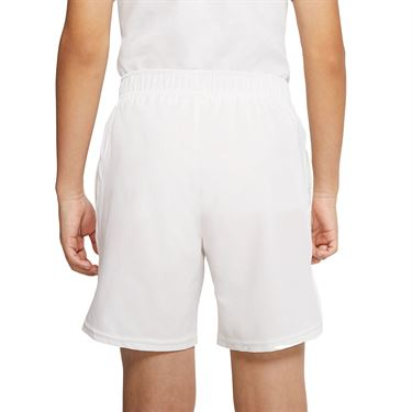 Nike Boys Court Flex Ace Short White/Black CI9409 100