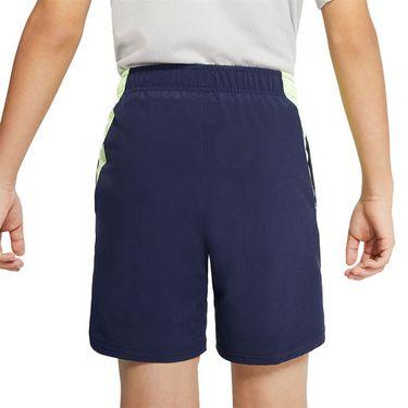 Nike Boys Court Flex Ace Short Obsidian/Ghost Green CI9409 451