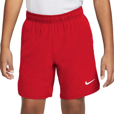 Nike Court Boys Flex Ace Short University Red/White CI9409 657