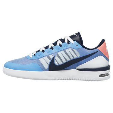 Nike Court Air Max Vapor Wing Womens Tennis Shoe Royal Pulse/Obsidian/White/Sunblush CI9838 406