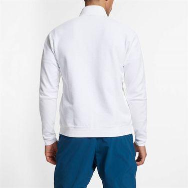 Nike Court Heritage Jacket Full Zip - White