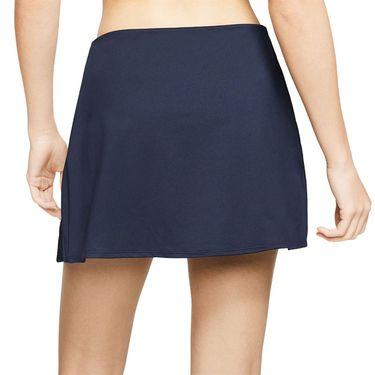 Nike Court Dri Fit Skirt Womens Obsidian/White CJ0944 451