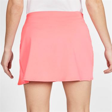 Nike Court Dri Fit Skirt Womens Sunblush/White CJ0944 655
