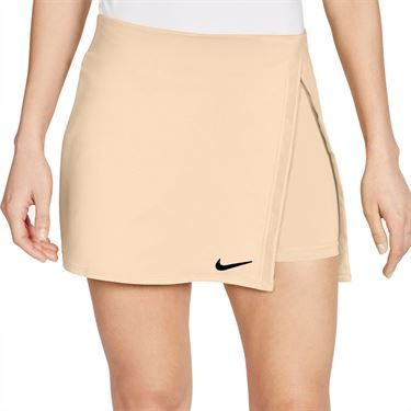 Nike Court Dri Fit Skirt Womens Guava Ice/Black CJ0944 838