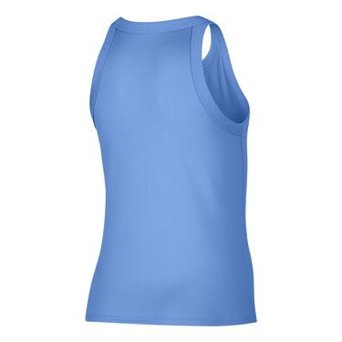 Nike Girls Court Dri Fit Tank Royal Pulse/White CJ0946 478