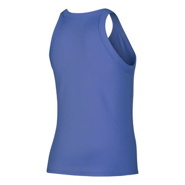 Nike Girls Court Dri Fit Tank Game Royal/White CJ0946 480